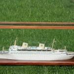 Gripsholm ship model