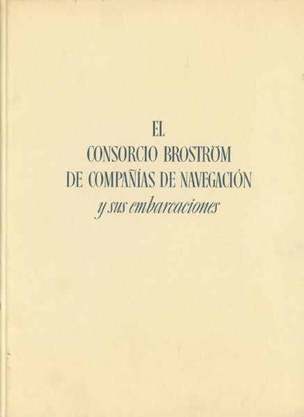 Book Broström consorcio in spanish