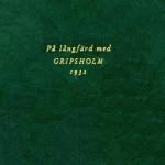 Book Cruise Gripsholm 1932