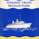Book Cruise Memories 1963 Gripsholm