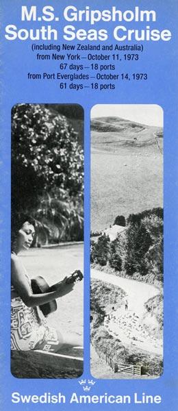Broschyr Kryssning 1973 10 11 (1)