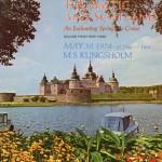 Broschyr Kryssning 1974 05 30