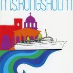 Broschyr Kryssning 1974 08 29
