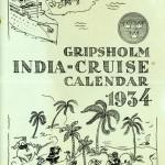 India-Cruise calendar