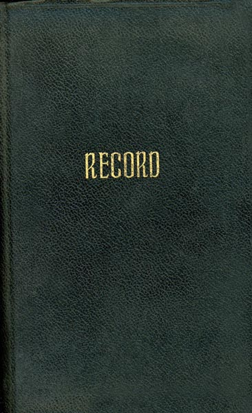 Kryssningsdagbok Gripsholm  1939 Mrs Edith Flippin PA