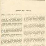 Kryssningsinformation Montego Bay Jamaica