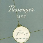 Passagerarlista Kryssning 610629 Nordkap