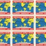 Stamps Gripsholm World cruise