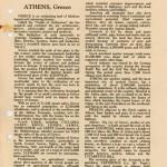 Port Highlights Athens Greece