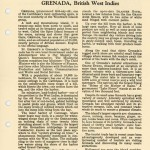 Port highlights Grenada British West Indies