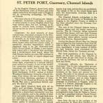 Port Highlights St Peter Port Guernsey