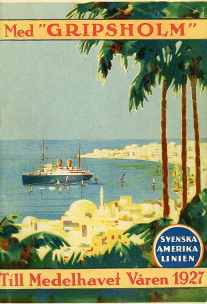 Brochure Cruise 1927 02 01