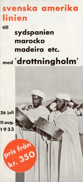 Brochure Cruise 1933 07 26