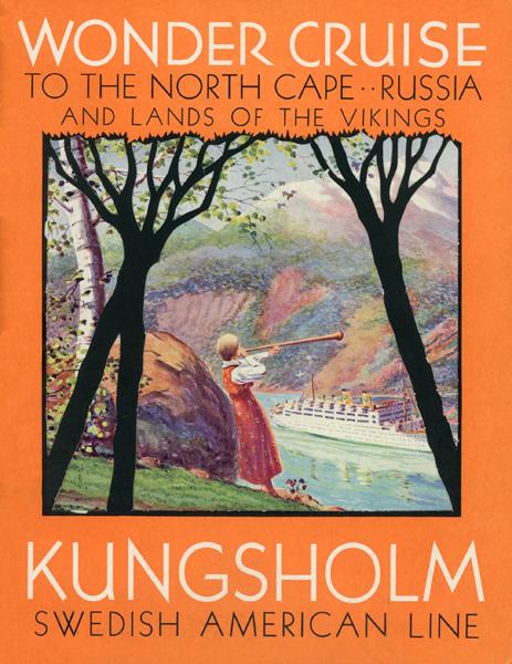 Brochure Cruise 1934 06 29