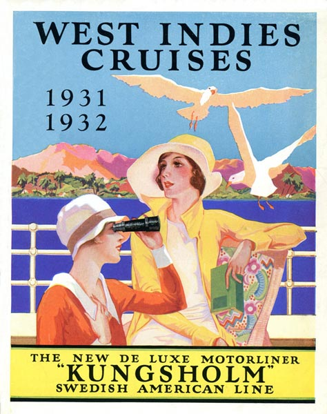Brochure Cruise 1931 12 19