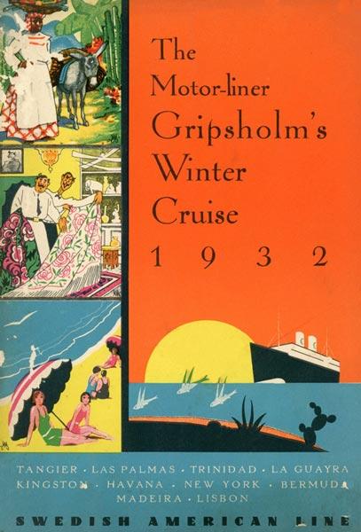 Brochure Cruise 1932 02 06