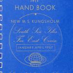 Hand book cruise 1967