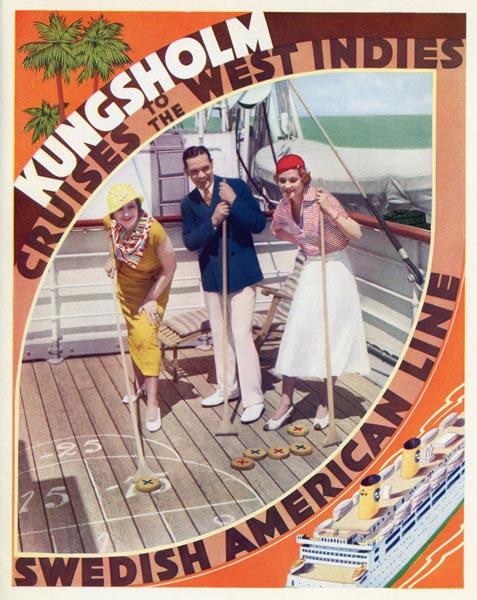 Brochure Cruise 1933 12 16