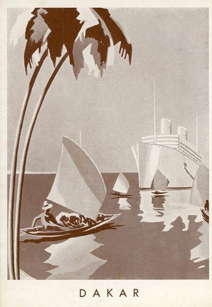 Brochure Cruise 1933