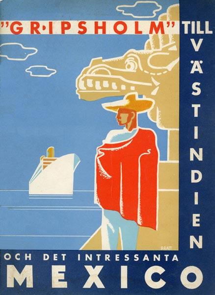 Brochure Cruise 1935 01 30