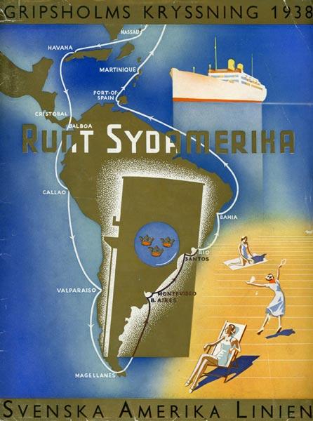Brochure Cruise 1938 01 12