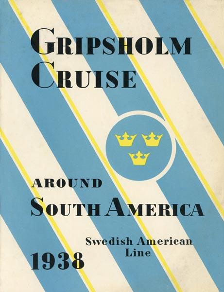 Brochure Cruise 1938 01 29