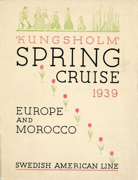 Brochure Cruise 1939 04 21