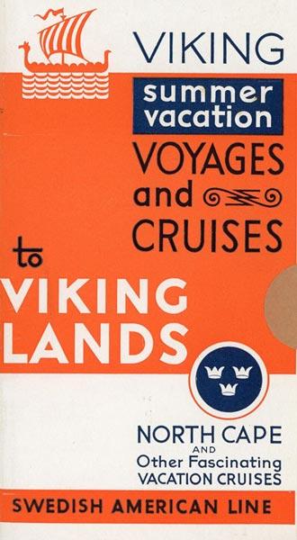 Brochure Cruise 1939