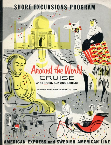 Brochure Cruise 1955 01 08 (2)