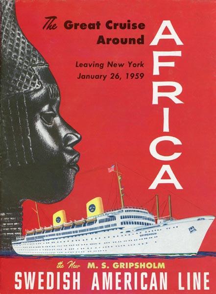 Brochure Cruise 1959 01 26