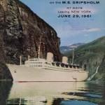 Brochure Cruise 1961 06 29