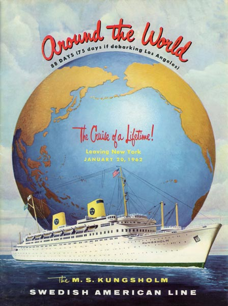 Brochure Cruise 1962 01 20