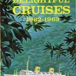 Brochure Cruise 1962-1963