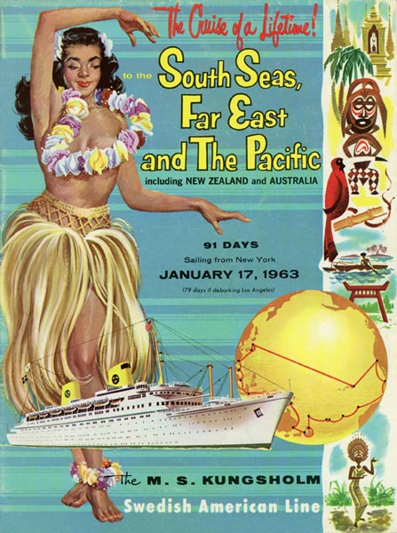 Brochure Cruise 1963 01 17