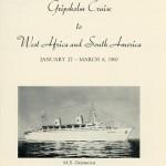 Book Cruise Memories 1960 Gripsholm (2)