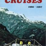 Broschyr Kryssning 1966-1967