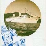 Broschyr Kryssning 1967 11 21
