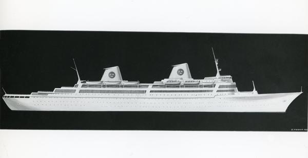 Photo sketch Kungsholm 1963 (1)
