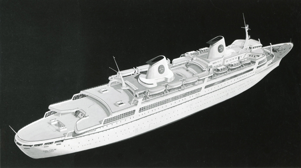 Photo sketch Kungsholm 1963 (2)