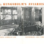 Brochure Kungsholms Aviaries 1931