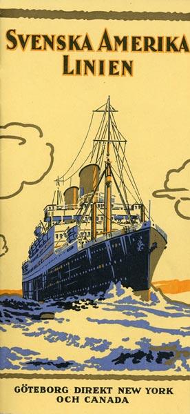 Brochure SAL 1927