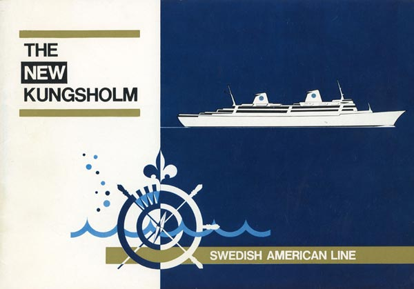 Brochure The new Kungsholm 1965