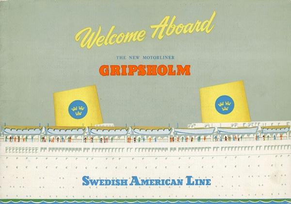 Brochure The new motorliner Gripsholm 560822