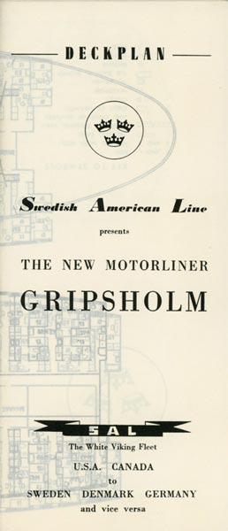 Deck plan Gripsholm 1956 (2)