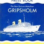 Gripsholm Pressbook 1956 description
