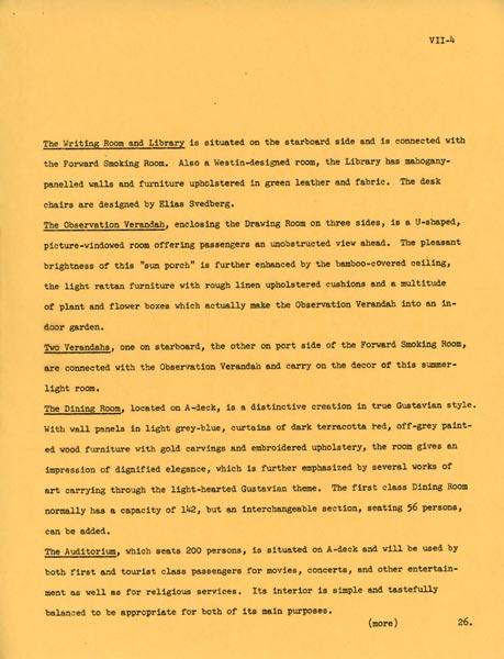 Kungsholm 1953 description 4