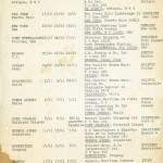 Mail list Kungsholm 2