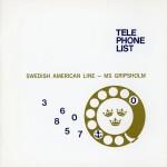 Telephone List  1965