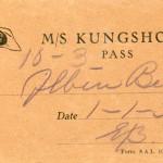 Pass Kungsholm 320101