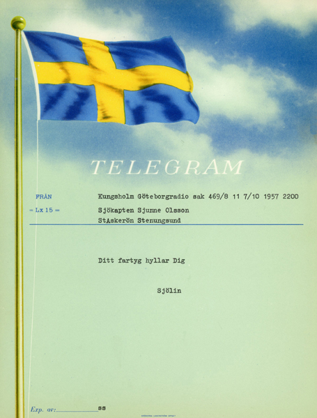 Telegram 1957 (2)